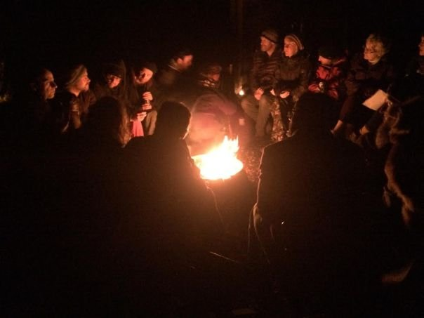 Samhain Fire 1