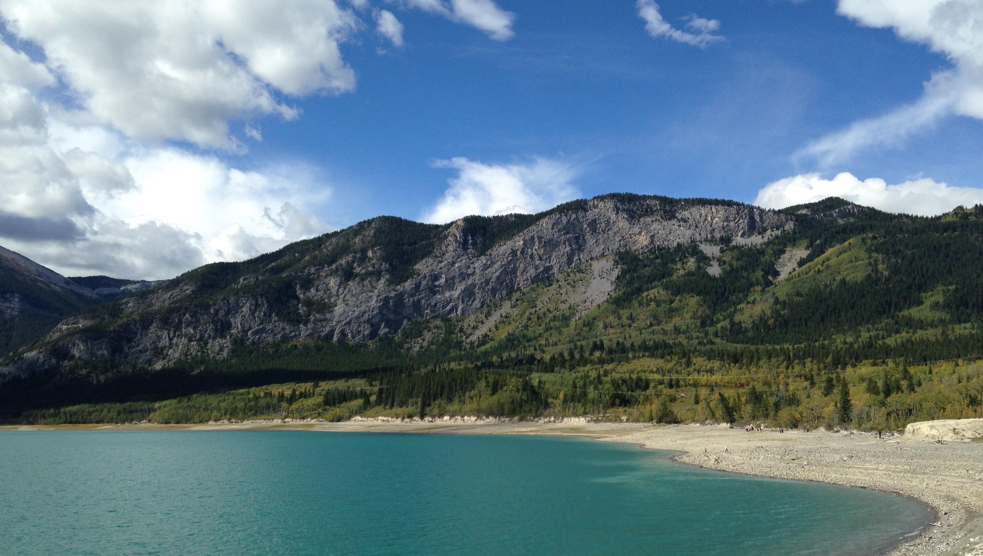 Grandmother Mountain, Alberta