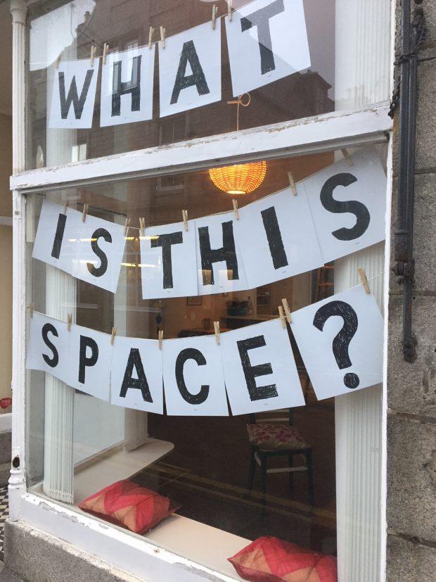 Open Doors at No.11 Cafe -photo Joss Allen